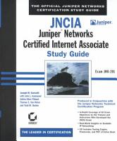 JNCIA  Juniper Networks Certified Internet Associate Study Guide PDF