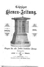 Leipziger Bienenzeitung: Band 3