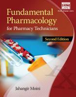 Fundamental Pharmacology for Pharmacy Technicians PDF