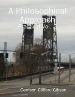 A Philosophical Approach   Practical PDF