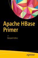 Apache HBase Primer PDF