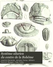 Systême silurien du centre de la Bohême: Trilobites. 4 v. 1852-72
