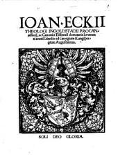 De materia Iuramenti acutiss. decisio ad Georgium Kungspergium Augustanum