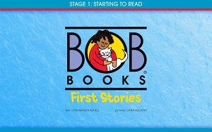 Bob Books  First Stories Book