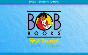 Bob Books  First Stories Book