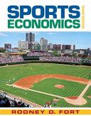 Sports Economics PDF