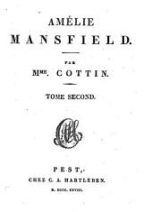 Amélie Mansfield: Volume2
