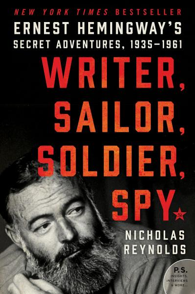 Download Writer  Sailor  Soldier  Spy Book