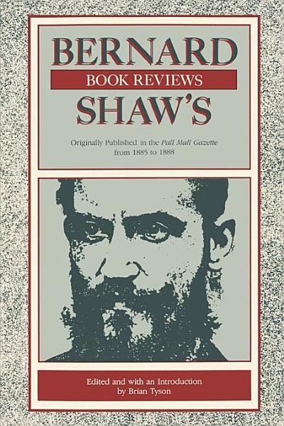 Bernard Shaw S Book Reviews