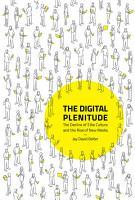 The Digital Plenitude PDF