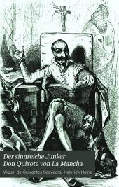 Der sinnreiche Junker Don Quixote von La Mancha: Band 1