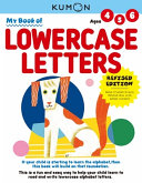 My First Book of Lowercase Letters PDF