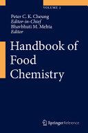 Handbook of Food Chemistry
