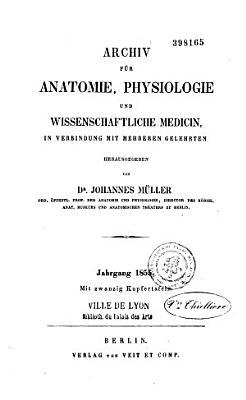 Archiv f  r Anatomie und Entwickelungsgeschichte PDF
