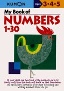 My Book of Numbers  1 30 Book