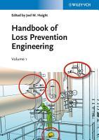 Handbook of Loss Prevention Engineering PDF