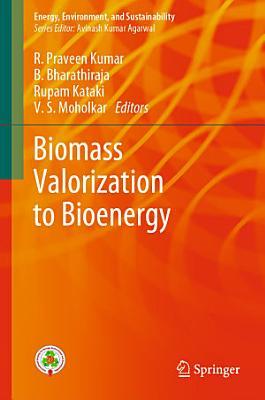 Biomass Valorization to Bioenergy