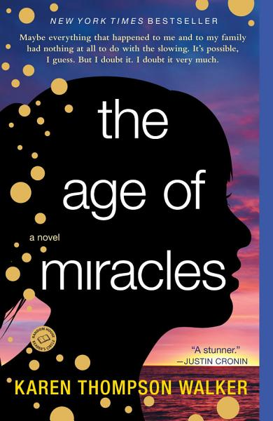 Download The Age of Miracles Book