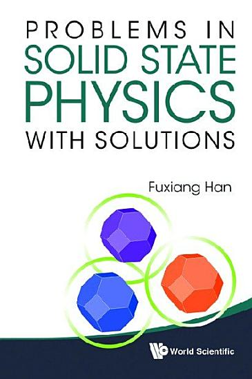 Problems In Solid State Physics With Solutions PDF