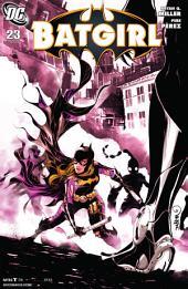 Batgirl (2009-) #23