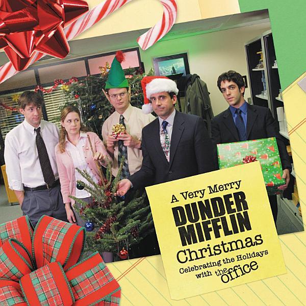 Download A Very Merry Dunder Mifflin Christmas Book