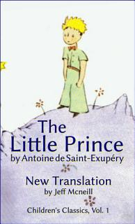 The Little Prince by Antoine de Saint Exup  ry Book