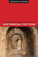 The Readers    Advisory Guide to Historical Fiction PDF