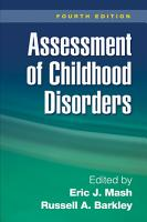 Assessment of Childhood Disorders  Fourth Edition PDF