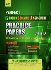 APC Perfect PSA (Problem Solving Assessment) Practice Papers for Class 9 - Arya Publications: Practice Papers