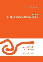 Kritik im alten und modernen China PDF