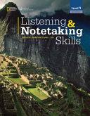 Listening and Notetaking Skills 1