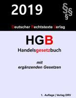 Handelsgesetzbuch PDF