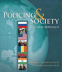 Policing And Society A Global Approach Book PDF