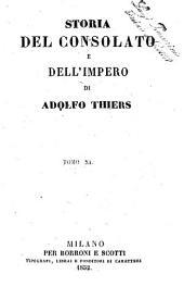Storia del consolato e dell'impero di Adolfo Thiers: Volume 11