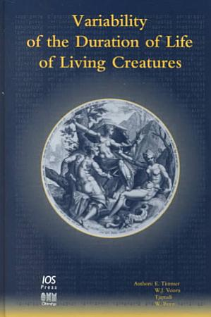 Variability of the Duration of Life of Living Creatures PDF