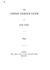 The Union League Club of New York