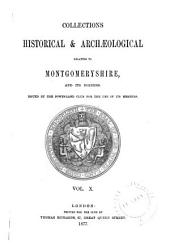 The Montgomeryshire Collections: Volume 10