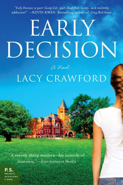Download Early Decision Book