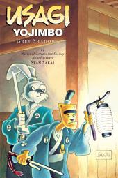 Usagi Yojimbo Volume 13: Grey Shadows: Volume 13