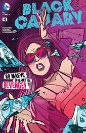 Black Canary (2015-) #4
