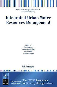 Integrated Urban Water Resources Management PDF