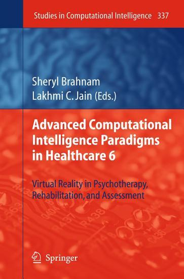 Advanced Computational Intelligence Paradigms in Healthcare 6 PDF