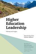 Higher Education Leadership PDF