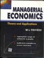 Managerial Economics Theory   Applicatio PDF