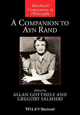 A Companion to Ayn Rand PDF