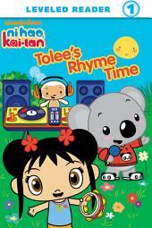 Tolee's Rhyme Time (Ni Hao, Kai-lan)