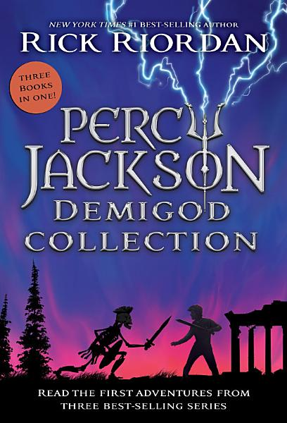 Download Percy Jackson Demigod Collection Book