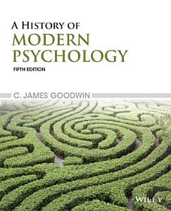 A History of Modern Psychology Book