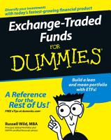 Exchange Traded Funds For Dummies   PDF