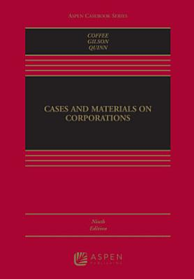 Cases and Materials on Corporations PDF